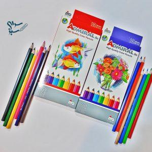 مداد رنگی 12 رنگ