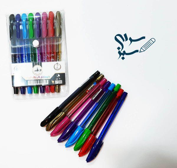 خودکار 8 رنگی سفیر با کیفیت عالی