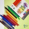 مداد رنگی 12 رنگ ادمیرال
